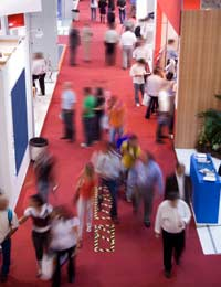 Catering Trade Fair Exhibitions Staff